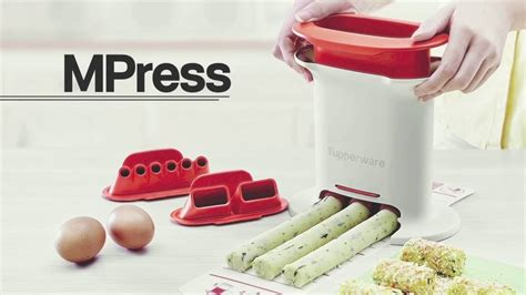 tupperware  press youtube