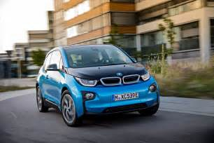 Bmw I3 Initial Take 2017 Bmw I3 With New 33 Kwh Battery Test