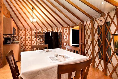 Luxury Yurt Northern California Luxury Yurt Homes