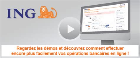 ing bank homebank home bank pour g 233 rer vos comptes priv 233 s 7j 7