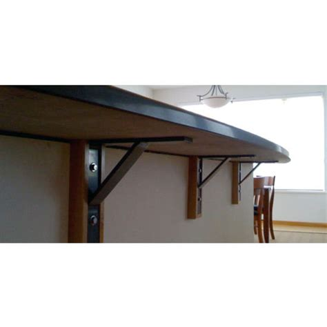 federal brace caf 233 support bracket for granite countertops