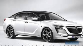 Vauxhall Usa 2017 Opel Insignia Buick Regal Concept Vbox7