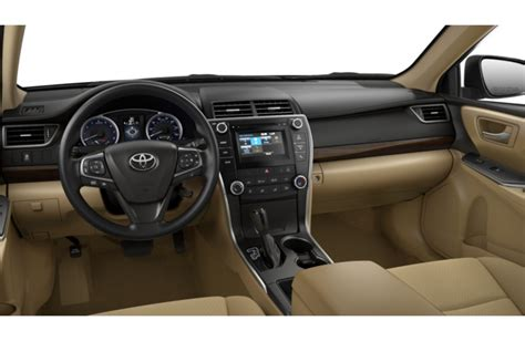 2017 toyota camry exterior and interior color options