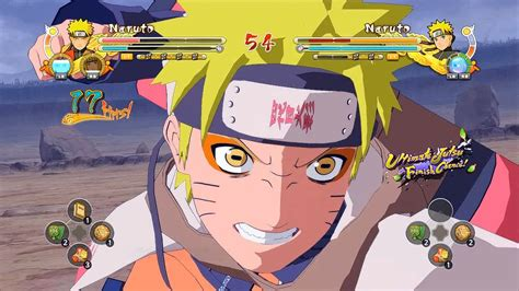 mod game naruto ultimate ninja storm 3 full burst naruto ultimate ninja storm 3 full burst 4th hokage sage