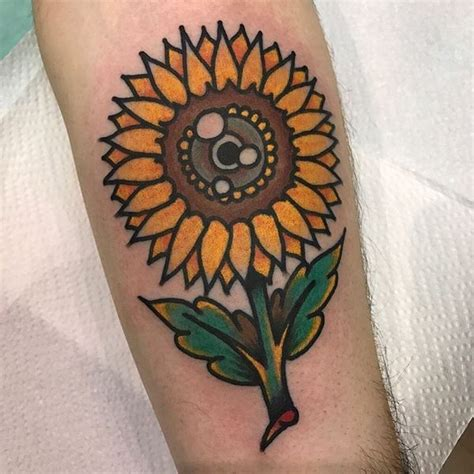 tribal sunflower tattoo design sunflower meaning and best design ideas