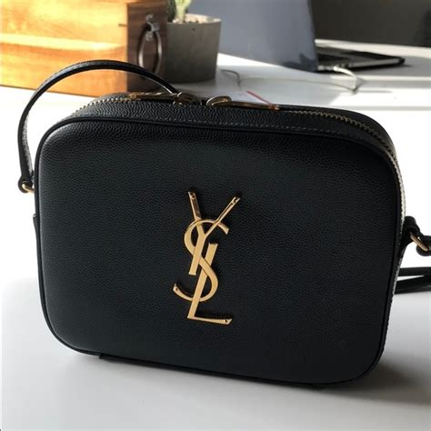 yves saint laurent bags ysl monogram small camera bag