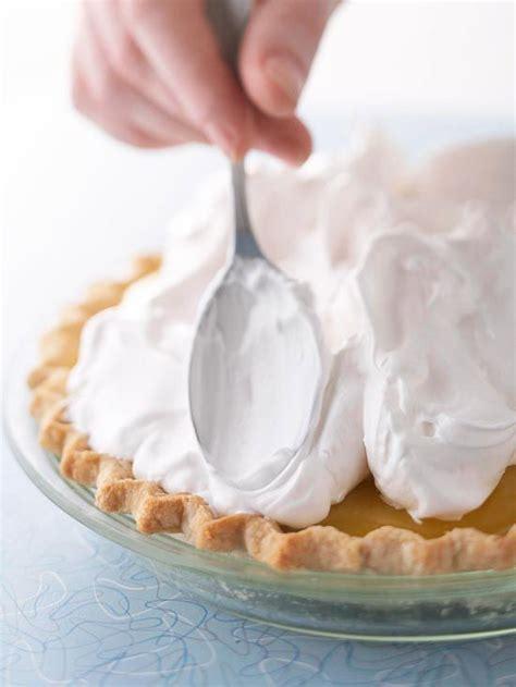 foolproof meringue topping