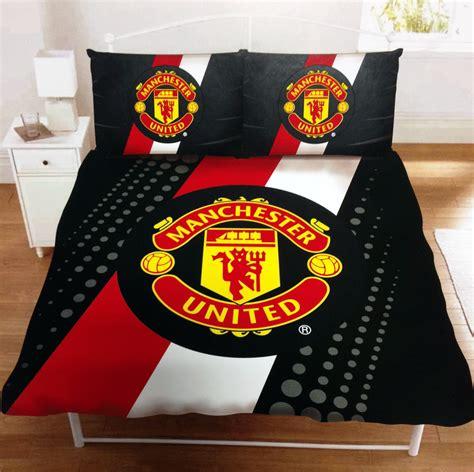 manchester united bed linen utd fc manchester united football club duvet