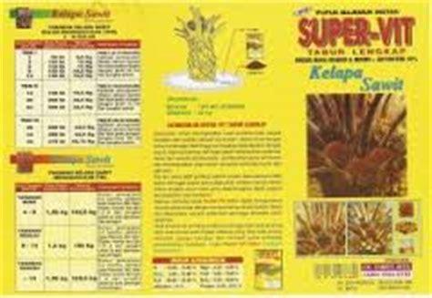 Pupuk Majemuk Vit jual pupuk vit untuk kelapa sawit di medan kios