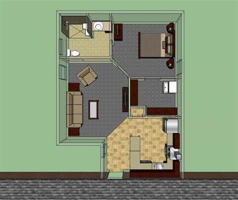 in suite house plans 654186 handicap accessible in suite house