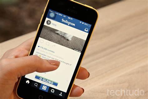 O Audio Do Meu Iphone Sumiu by Instagram Atualiza No Iphone E Traz De Volta O Bot 227 O Sair