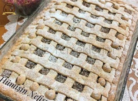 ikolatal fransz turta kek nefis yemek tarifleri elmalı turta
