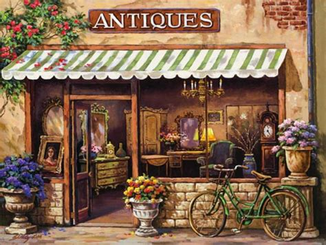 antique stores what to do to a successful antique store