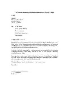 credit repair letter templates 25 best ideas about credit dispute on