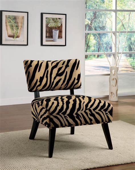 animal print chairs living room zebra print accent chair decorating a living room