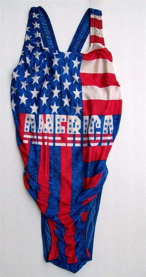 american flag one piece swimsuit vintage patriotic american flag one piece speedo swimsuit