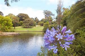 Royal Melbourne Botanical Gardens Most Beautiful Gardens In The World Top Ten List