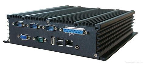 Embedded Pc Mini Pc Fanless industrial mini fanless atom pc box embedded industry pc