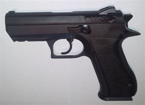 b3 the baby eagle based on a true story books gun review magnum research baby eagle ii 45 the