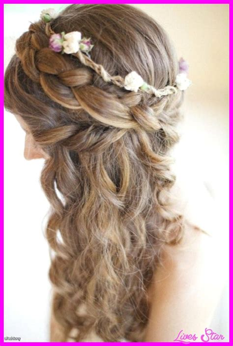 cute homecoming hairstyles long hair cute hairstyles for long hair tumblr prom livesstar com