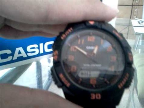 Casio Ad S800wh 2av Tough Solar casio s sport tough solar aq s810w 2av blue resin w