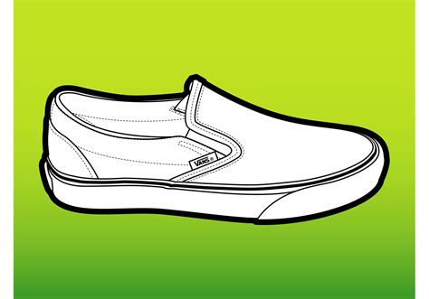 Are Keds Comfortable Vans Shoe Download Free Vector Art Stock Graphics Amp Images