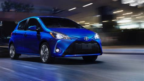 Home Interior Shows by 2018 Toyota Yaris Priced At 15 635 The Torque Report
