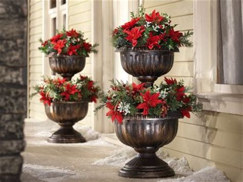 best 25 urn planters ideas on fall topiaries