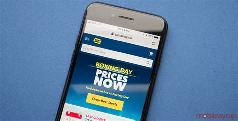 best buy canada here are best buy canada s boxing day tech deals