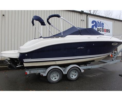 2007 sea ray boat model 225wk serial no able auctions - Sea Ray Boats Past Models
