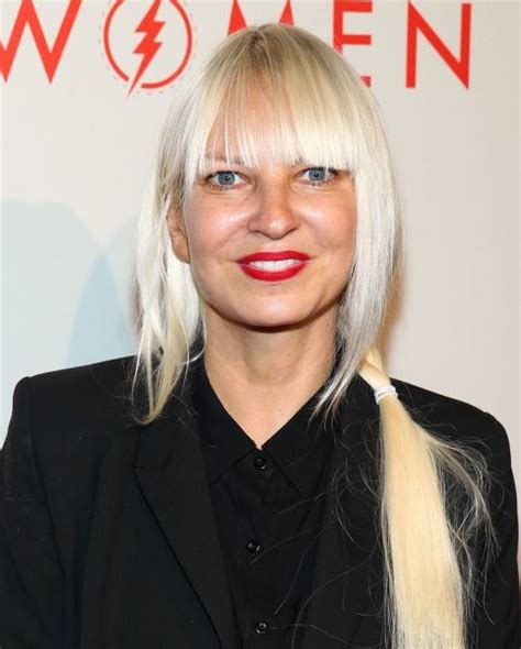 Song Chandelier Sia Australian Pop Star Sia Marries Filmmaker Erik Anders Lang