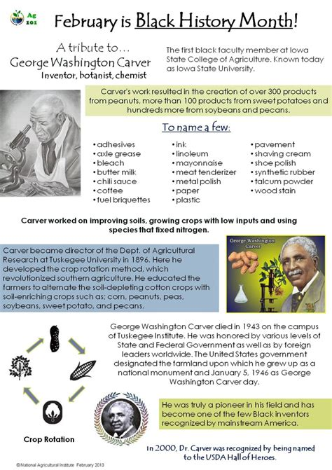 george washington carver biography inventions 17 best images about famous americans on pinterest black