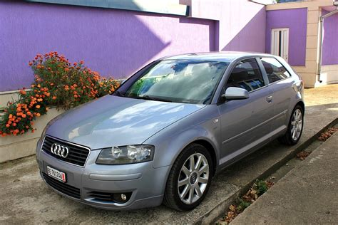 Audi A3 8p Bj 2004 by Audi A3 1 9 Tdi 8p 105hp S Line Youtube