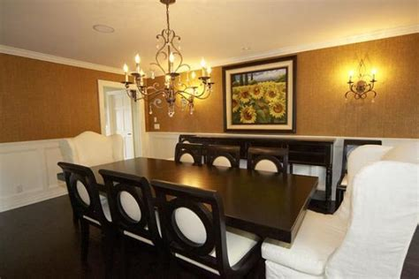modern formal dining room design beautiful homes design
