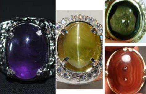 hukum memakai cincin batu akik giok