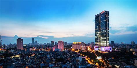 Office Tower Floor Plan Lotte Center Hanoi
