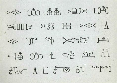 mikmaq tribal tattoos earliest known writing as shown below american indian