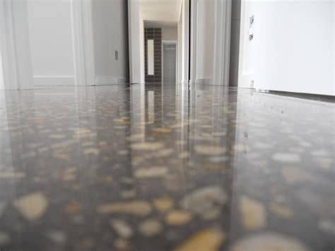 Display Homes With Polished Concrete Floors - photos polished concrete floors homes