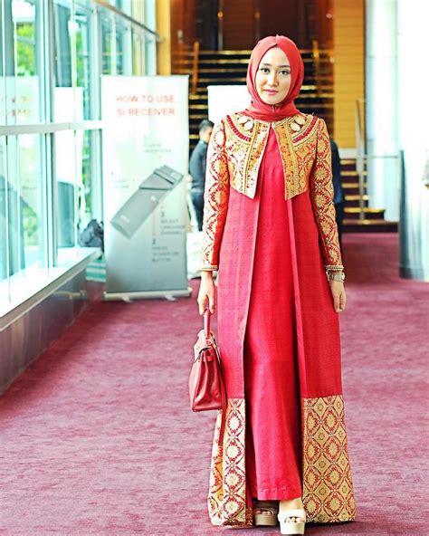 Kebaya Pesta Model Abaya Kebaya Muslim 23 koleksi model kebaya terupdate 2018 contoh baju kebaya 2018