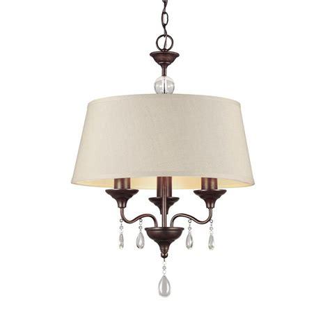 shop sea gull lighting 3 light gladstone antique brushed shop sea gull lighting west town 20 in 3 light burnt