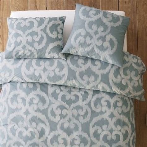 Ikat Quilt Cover by Ikat Duvet Cover West Elm For The Home