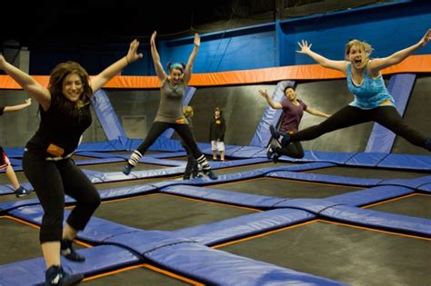 sky zone plymouth hours bouncing the walls at sky zone in mississauga