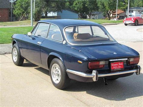alfa romeo 2000 gtv for sale 1974 alfa romeo gtv 2000 gtv 2000 for sale classiccars
