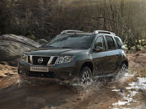 nissan terrano new nissan terrano suv goes on sale in russia autoevolution