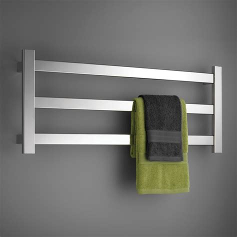 bathroom towel rails non heated heated towel rails
