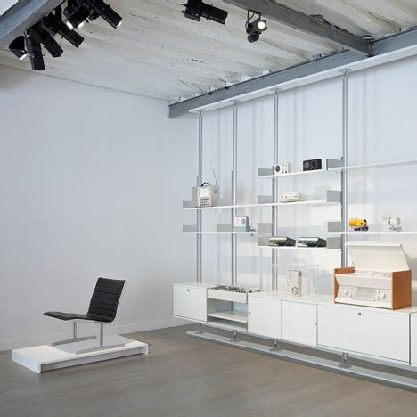 dieter rams architecture exhibition aims to illustrate dieter rams