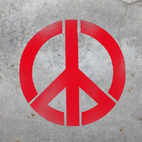 peace sign home decor peace sign wall art stencil home decor peace sign stencil
