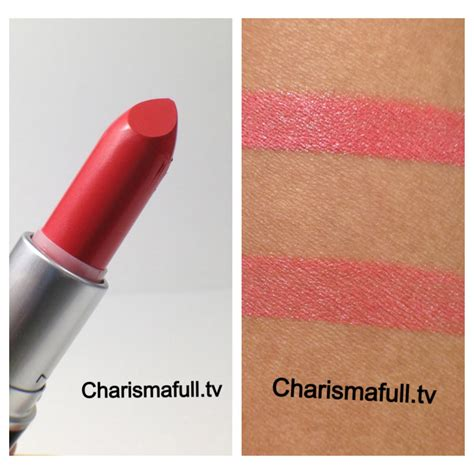 Lipstick Mac Vegas Volt mac vegas volt lipstick reviews photos w swatches