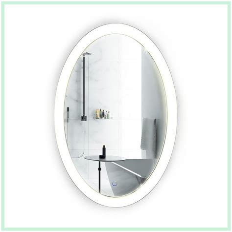 17 best ideas about oval bathroom mirror on