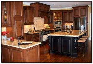 home design cabinet granite reviews what color granite countertops with oak cabinets